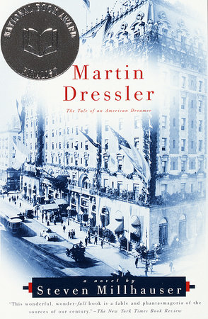 Martin Dressler Book Cover Picture