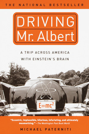 Driving Mr. Albert by Michael Paterniti