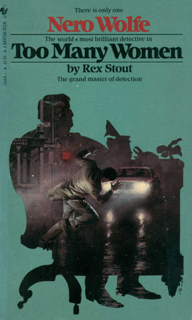 Too Many Women by Rex Stout