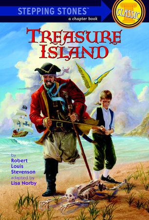 Treasure Island by Lisa Norby