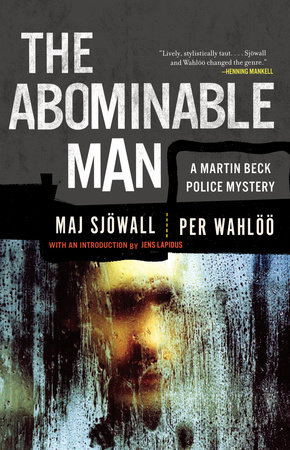 ABOMINABLE MAN by Maj Sjowall and Per Wahloo