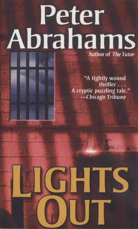 Lights Out by Peter Abrahams