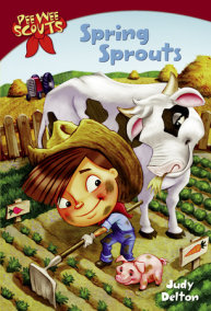 Pee Wee Scouts: Spring Sprouts