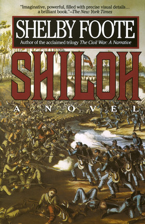 Shiloh by Shelby Foote