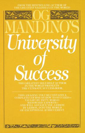 Og Mandino's University of Success by Og Mandino