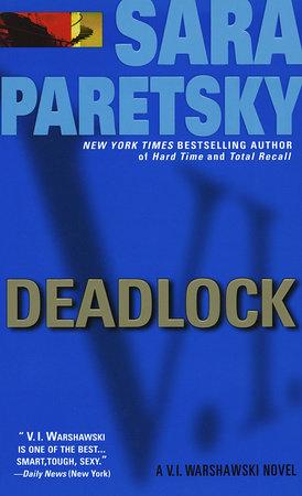 DEADLOCK by Sara Paretsky