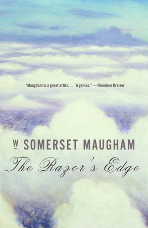 The Razor's Edge by W. Somerset Maugham