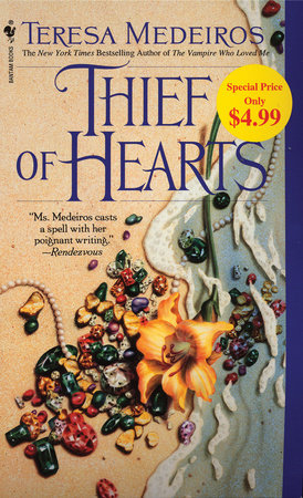 Thief of Hearts by Teresa Medeiros