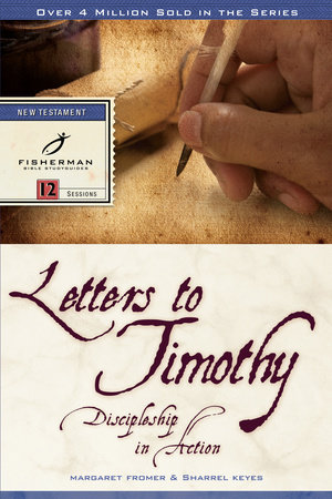 Letters to Timothy by Margaret Fromer and Sharrel Keyes