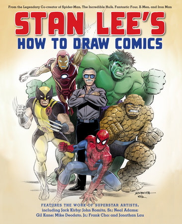 Stan Lee's How to Draw Comics by Stan Lee