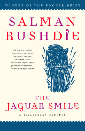 The Jaguar Smile by Salman Rushdie