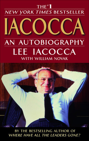 Iacocca by Lee Iacocca and William Novak