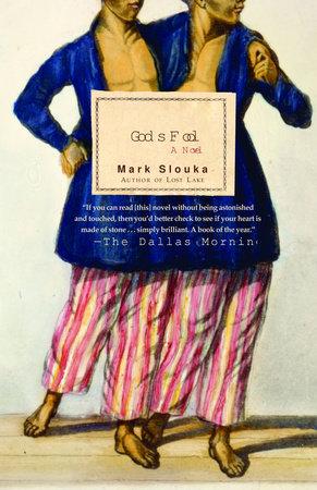 God's Fool by Mark Slouka