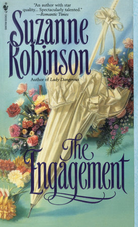 The Engagement by Suzanne Robinson