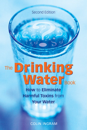The Drinking Water Book by Colin Ingram