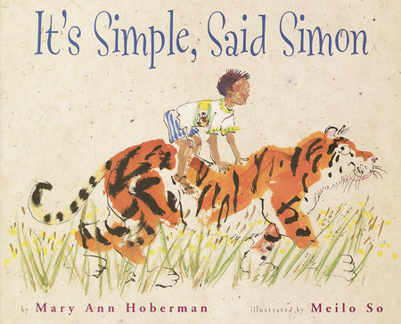 """It's Simple,"" Said Simon by Mary Ann Hoberman"