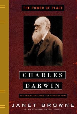 Charles Darwin by Janet Browne