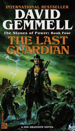 LAST GUARDIAN by David Gemmell