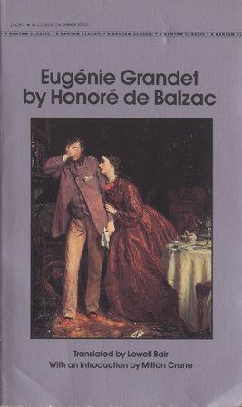 Eugenie Grandet By Honoré De Balzac 9780307798640 Penguinrandomhousecom Books