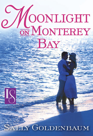 Moonlight on Monterey Bay by Sally Goldenbaum