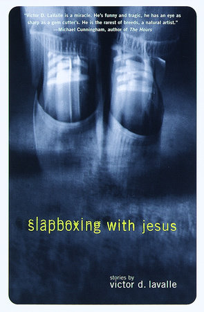 Slapboxing with Jesus by Victor LaValle