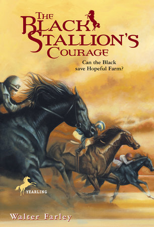 The Black Stallion's Courage by Walter Farley