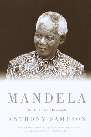 Mandela by Anthony Sampson