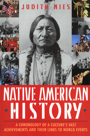 Native American History by Judith Nies