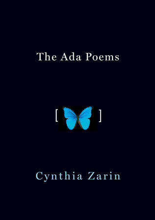 The Ada Poems by Cynthia Zarin