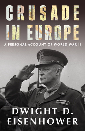 Crusade in Europe Book Cover Picture