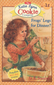Frogs' Legs for Dinner?
