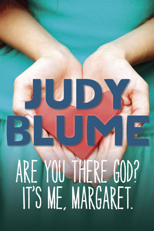 Are You There God?  It's Me, Margaret Book Cover Picture