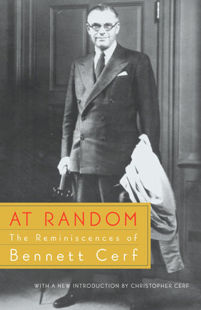 At Random by Bennett Cerf