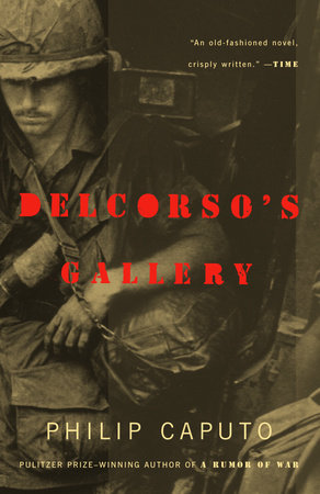 DelCorso's Gallery by Philip Caputo