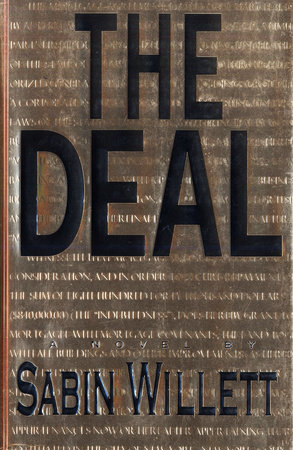 The Deal by Sabin Willett