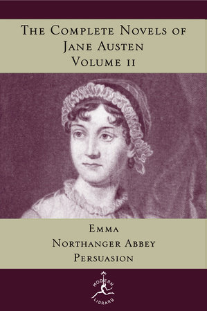The Complete Novels of Jane Austen, Volume 2 by Jane Austen