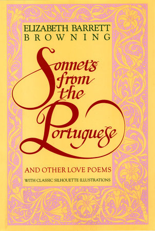 Sonnets from the Portuguese Book Cover Picture