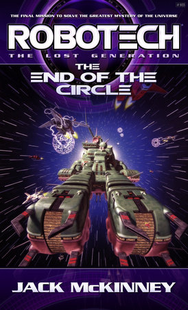 End of the Circle (#18) by Jack McKinney