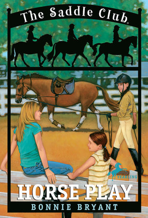 Horse Play by Bonnie Bryant