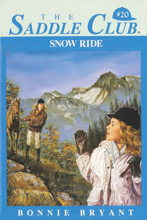 Snow Ride by Bonnie Bryant