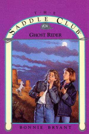 Ghost Rider by Bonnie Bryant