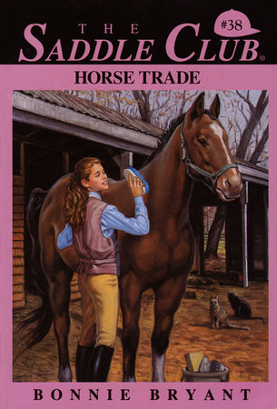 HORSE TRADE by Bonnie Bryant