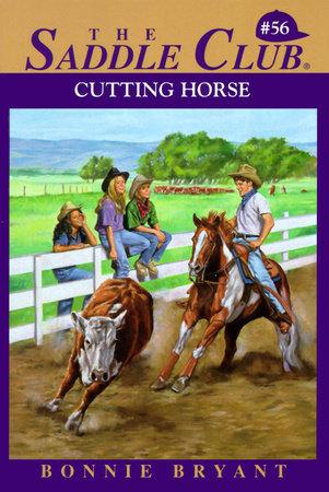 Cutting Horse by Bonnie Bryant