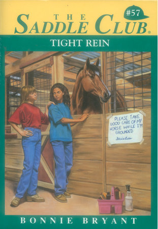 Tight Rein by Bonnie Bryant