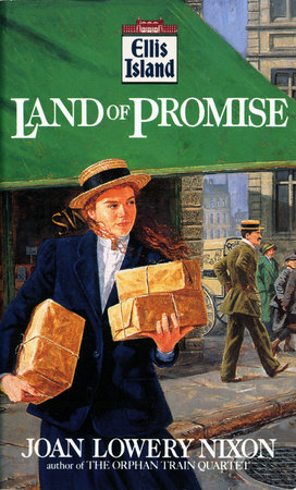 Land of Promise by Joan Lowery Nixon