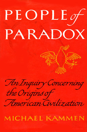 People of Paradox Book Cover Picture