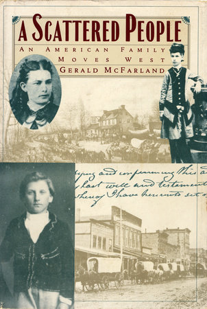 A SCATTERED PEOPLE by Gerald McFarland