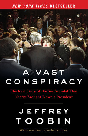 The cover of the book A Vast Conspiracy