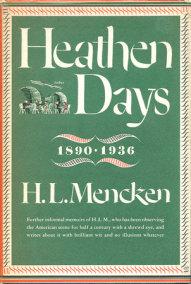 Heathen Days