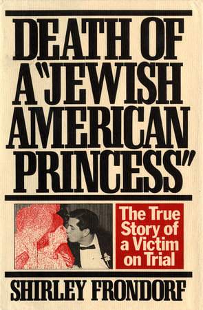 Death of a Jewish American Princess by Shirley Frondorf